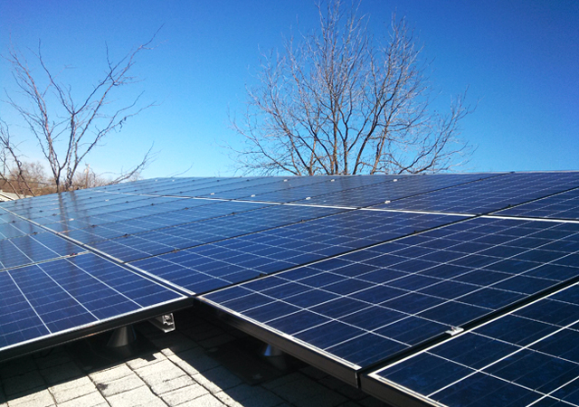 ES Electric & Solar Residential Solar Installation 6