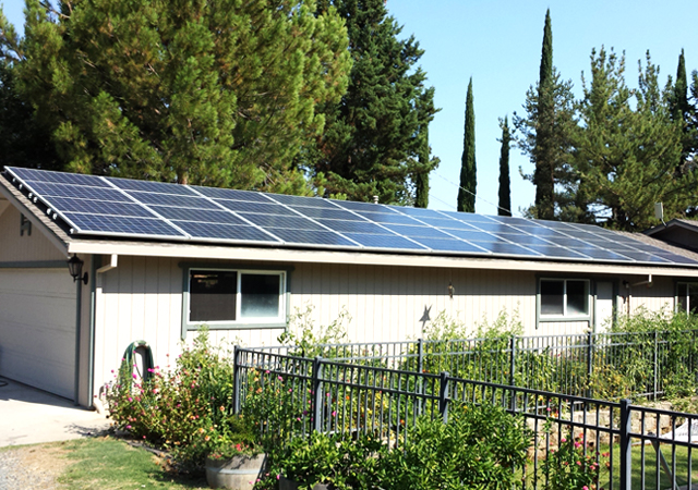 ES Electric & Solar Residential Solar Installation 7