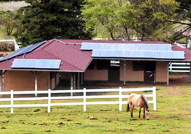 ES Electric & Solar Residential Solar Installation 9